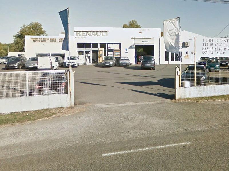 Garage Renault Caylus